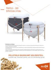 Montageanleitung Pelletsilo ECO silos24